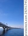 東京灣橫斷道路 東京灣 空白部分 29241745