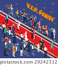 party, vip, isometric 29242312