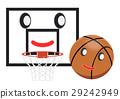 籃球 圖像 擬人化 29242949