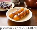 쿠시당고, 경단 꼬치, 일본식 과자 29244079