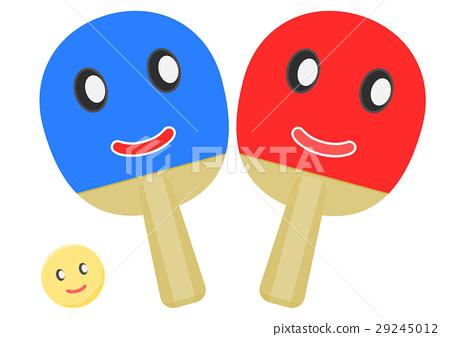 桌球 乒乓球 圖像 29245012