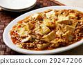 麻婆豆腐 豆腐 中餐 29247206