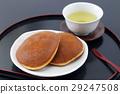 dorayaki, wagashi, japanese confectionery 29247508