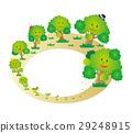 삼림, 성장, 나무 29248915