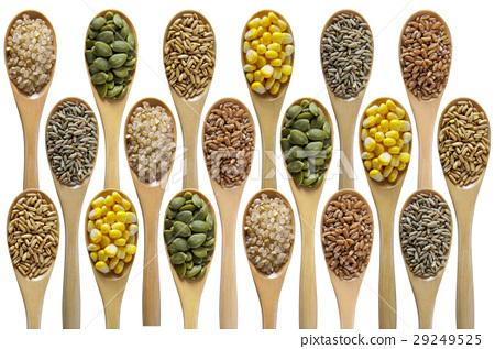 穀物,雜糧,糧食,Cereals, grains、穀物,食品、 29249525