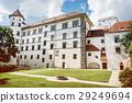 Gothic castle of Jindrichuv Hradec, Czech republic 29249694