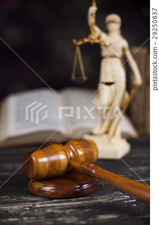 Statue of lady justice, Law concept 29250837
