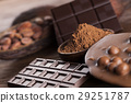 cacao, chocolate, bar 29251787