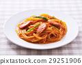 Spaghetti Napolitan 29251906