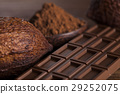 cacao, chocolate, bar 29252075