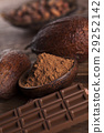 cacao, chocolate, bar 29252142