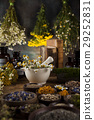 flower, herb, mortar 29252831