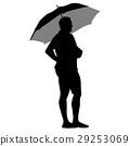 傘 向量 向量圖 29253069