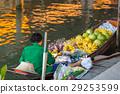 Floating  market 29253599