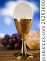 Sacrament of communion, Eucharist symbol 29253690