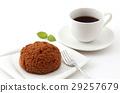 奶油泡芙 甜食 糖果店 29257679