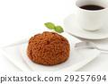 奶油泡芙 甜食 糖果店 29257694