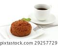 奶油泡芙 甜食 糖果店 29257729