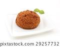 奶油泡芙 甜食 糖果店 29257732