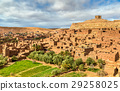 View of Ait Benhaddou, a UNESCO world heritage 29258025