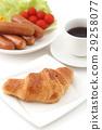 維也納香腸 香腸 食物 29258077