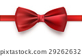 bow tie red 29262632