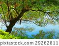 rikugien, garden, lake 29262811