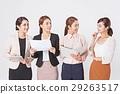 職業女性辦公場景 29263517
