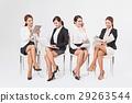 여성, 여자, 비즈니스우먼 29263544