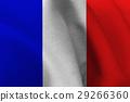 旗帜 旗 法国 29266360