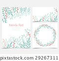 branch decoration floral 29267311