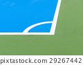 The street footbal field 29267442