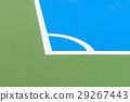 The street footbal field 29267443