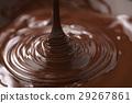 巧克力 奶油 乳霜 29267861