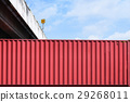 The red container storage 29268011