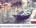 Floating market 29268247