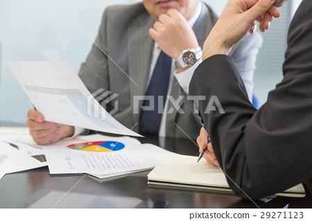 會議談判 29271123