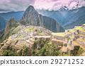View of Machu Picchu Peru 29271252