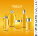 防曬油 保護 太陽 29273147