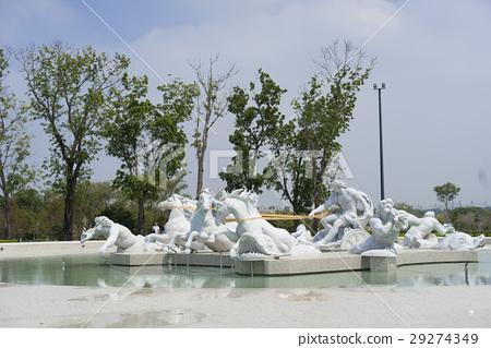 奇美博物館阿波羅噴泉 29274349