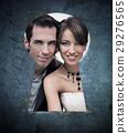 新婚夫婦 婚姻 裙子 29276565