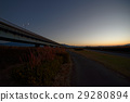 新富士桥在早上 29280894