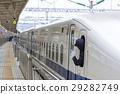 bullet train, shinkansen, conductor 29282749