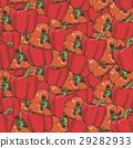 胡椒 紅色 紅 29282933