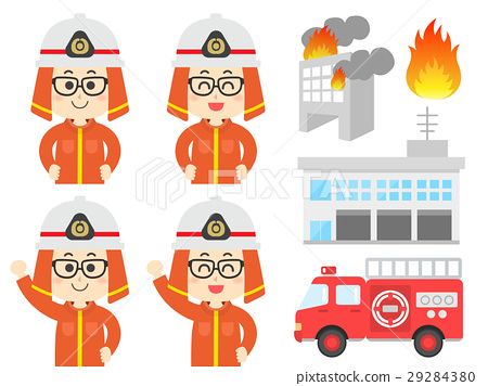 vector, vectors, firefighting 29284380
