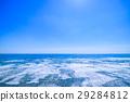 海洋 海 蓝色的水 29284812