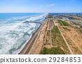 Aerial photograph near Yoshizaki City 29284853