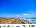 풍경, 경치, 쿠쥬쿠리 바닷가 29284989