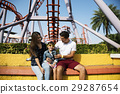 Family Holiday Vacation Amusement Park Togetherness 29287654