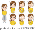 female, females, lady 29287992